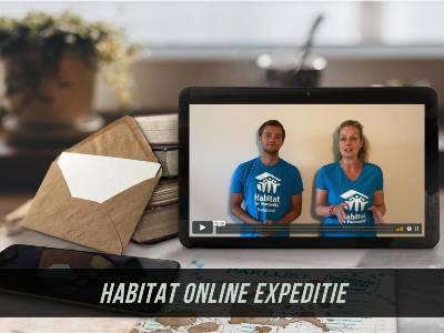 Habitat Online Expeditie