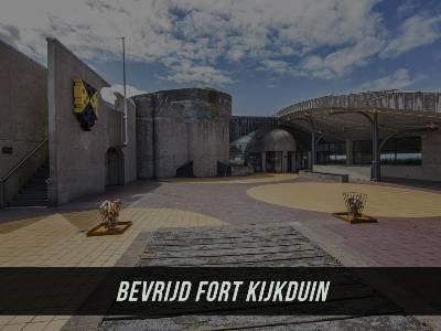 Bevrijd Fort Kijkduin