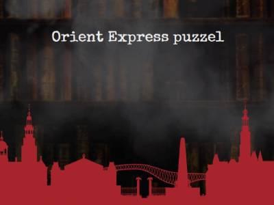 Oriënt Express puzzel