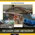 Smithsonian - The escape game