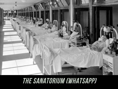 The Sanatorium (Whatsappgame)
