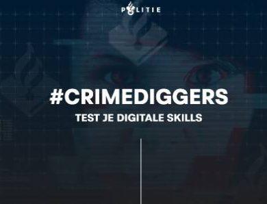 #Crimediggers