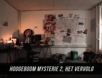 Hoogeboom Mysterie 2, het vervolg