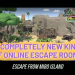 Escape from mibo island 3d-game