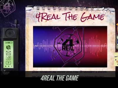 4real The Game