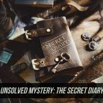 The Secret Diary (unsolved Mystery) - online teamuitje of escape game voor particulieren