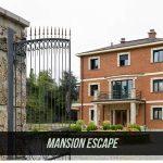 Mansion escape room online beleving